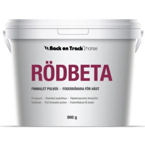 Rödbeta Back on Track ®, 900 g