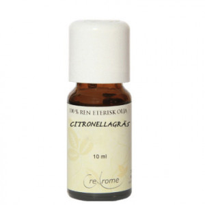 Citronellagräs eterisk olja EKO, 10 ml