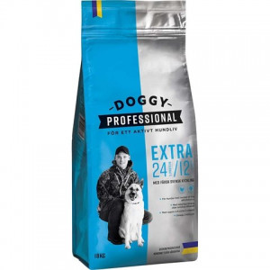 Doggy Professional Extra, 18 kg