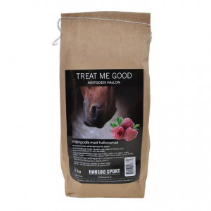 Treat Me Good Hästgodis Hallon, 1 kg