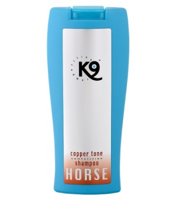 K9 Horse Copper Tone Shampoo, 300 ml