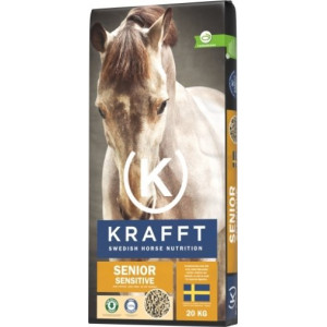 Krafft Senior Sensitive, 20 kg