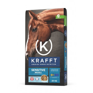 Krafft Sensitive Musli, 20 kg
