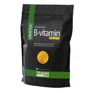 Vimital B-vitamin Pellets, 1000 g