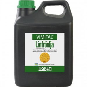 Vimital Linfröolja, 2500 ml
