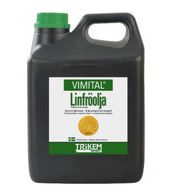 Vimital Linfröolja, 1000 ml