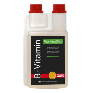 WorkingDog B-vitamin, 500 ml