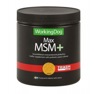 WorkingDog MaxMSM+, 450 g