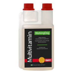 WorkingDog Multivitamin, 500 ml
